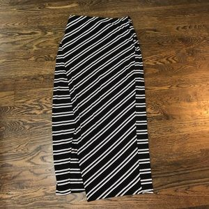 WHBM Maxi skirt size medium